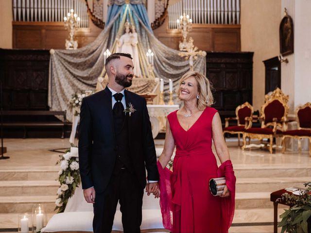 Il matrimonio di Federica e Matteo a Lecce, Lecce 116