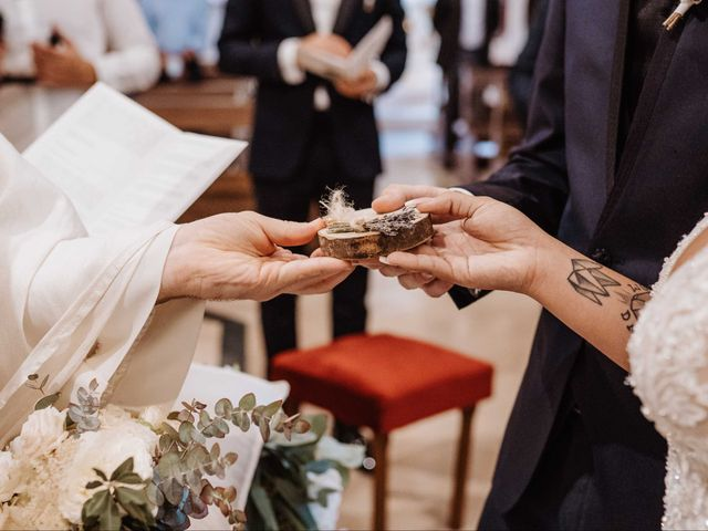 Il matrimonio di Federica e Matteo a Lecce, Lecce 119