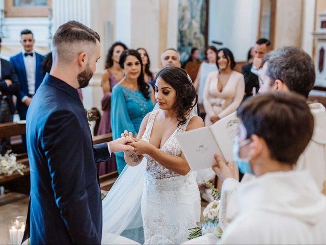 Il matrimonio di Federica e Matteo a Lecce, Lecce 122
