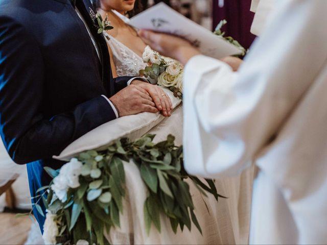 Il matrimonio di Federica e Matteo a Lecce, Lecce 123