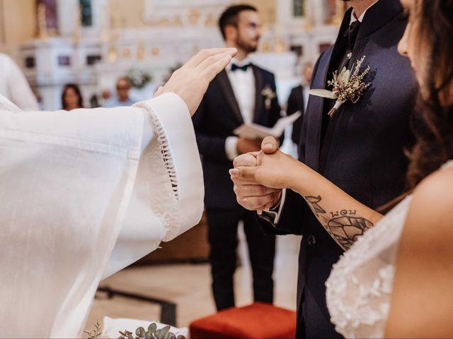 Il matrimonio di Federica e Matteo a Lecce, Lecce 124