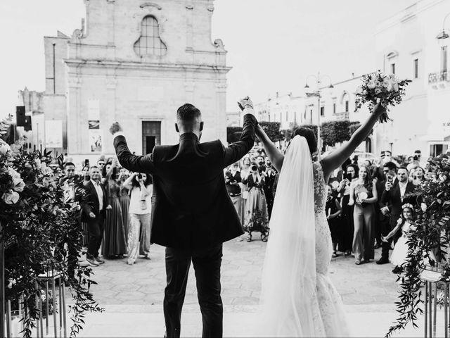 Il matrimonio di Federica e Matteo a Lecce, Lecce 127