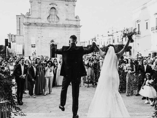 Il matrimonio di Federica e Matteo a Lecce, Lecce 128