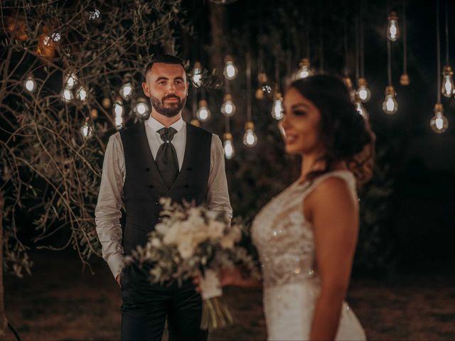 Il matrimonio di Federica e Matteo a Lecce, Lecce 156