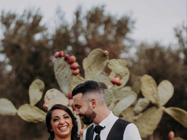 Il matrimonio di Federica e Matteo a Lecce, Lecce 163