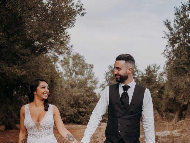 Il matrimonio di Federica e Matteo a Lecce, Lecce 165