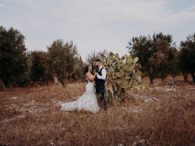 Il matrimonio di Federica e Matteo a Lecce, Lecce 168