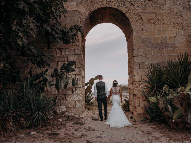 Il matrimonio di Federica e Matteo a Lecce, Lecce 173