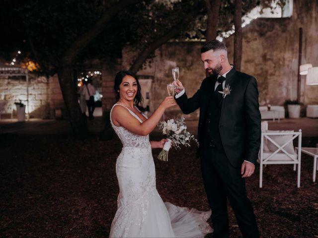 Il matrimonio di Federica e Matteo a Lecce, Lecce 209