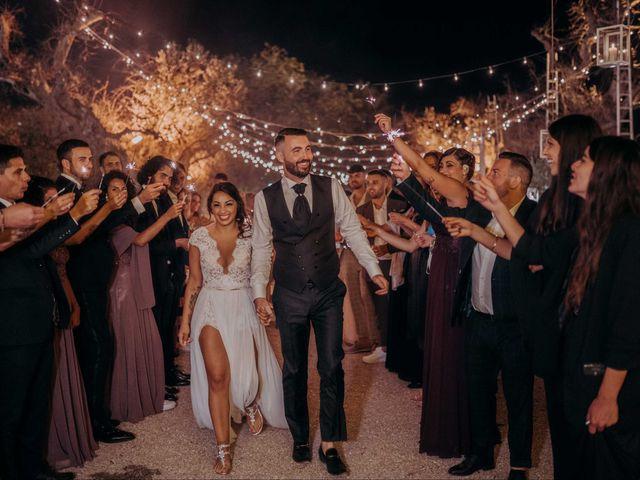 Il matrimonio di Federica e Matteo a Lecce, Lecce 243