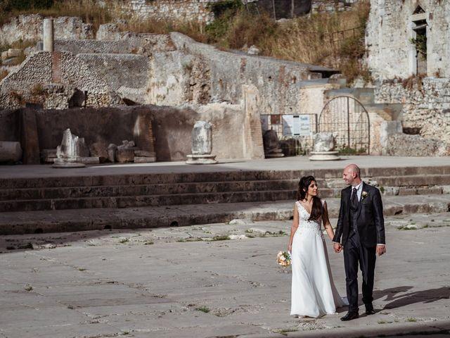 Le nozze di Serena e Gabriele
