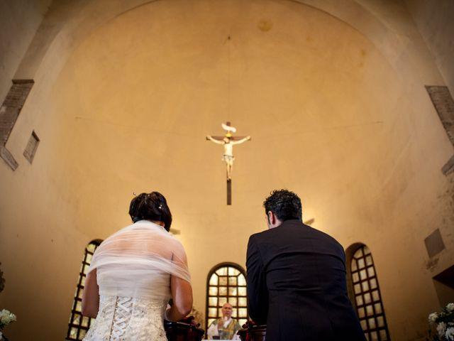 Il matrimonio di Alessandro e Tina a Faenza, Ravenna 12