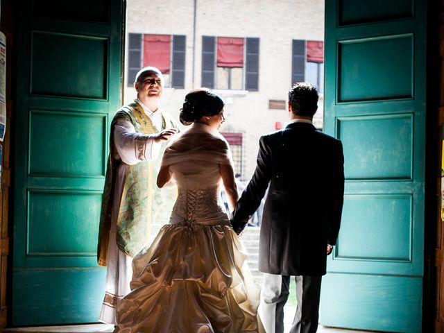 Il matrimonio di Alessandro e Tina a Faenza, Ravenna 19