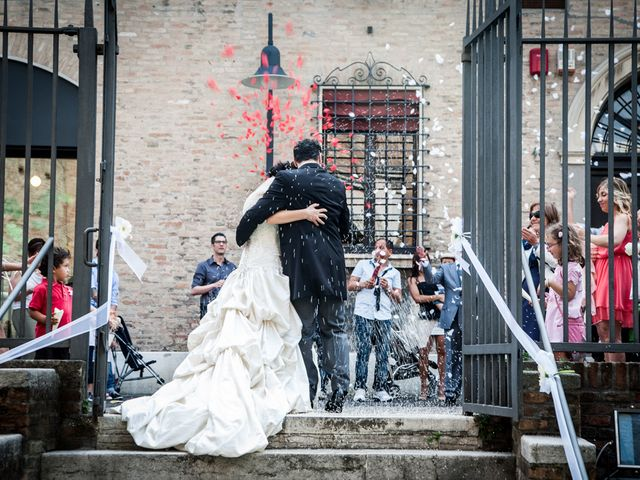 Il matrimonio di Alessandro e Tina a Faenza, Ravenna 20