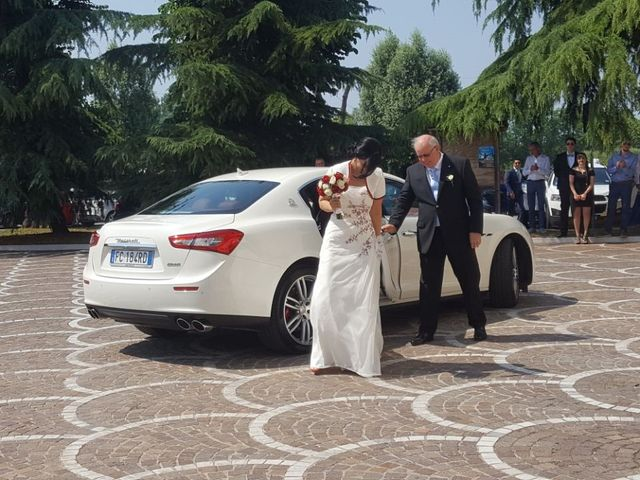 Il matrimonio di Giorgia e Lorenzo a Peschiera del Garda, Verona 1