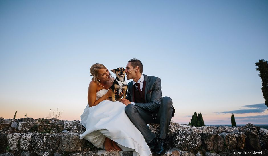 Il matrimonio di Massimo e Sara a Flaibano, Udine