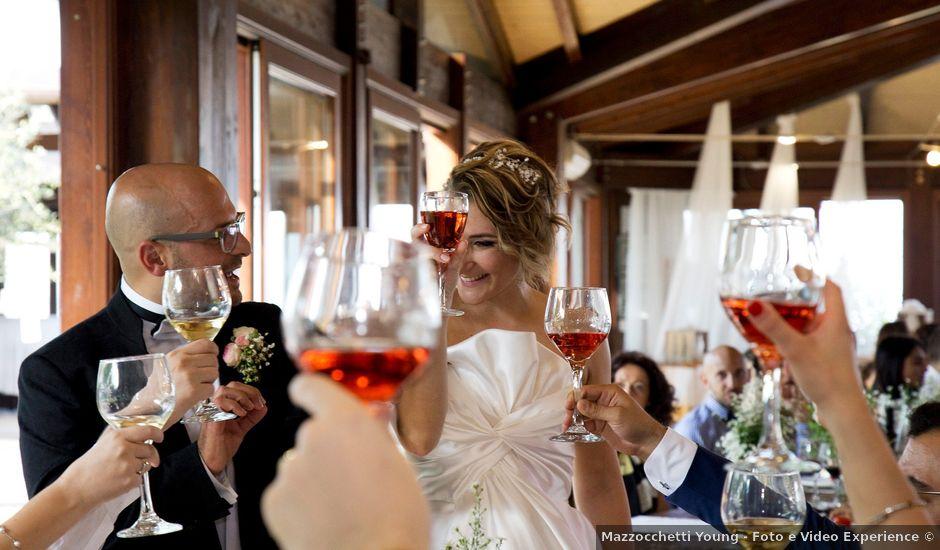 Il matrimonio di Andrea e Serena a Pescara, Pescara