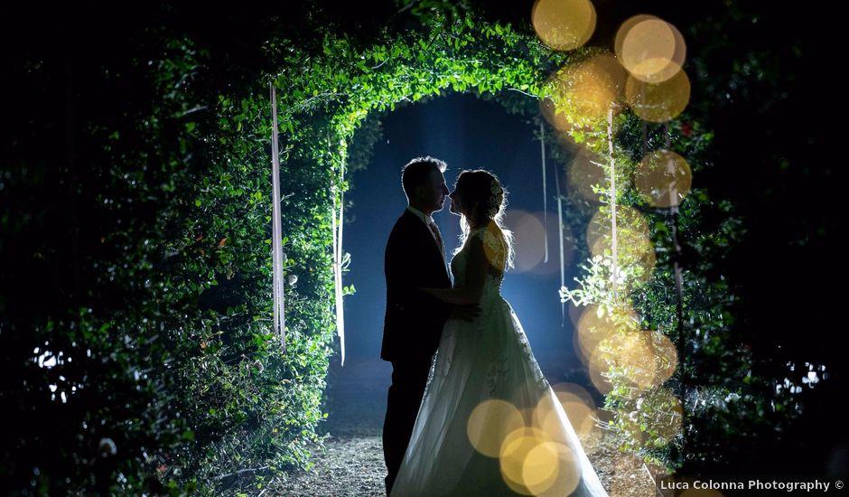 Il matrimonio di Omar e Laura a Castiglione delle Stiviere, Mantova
