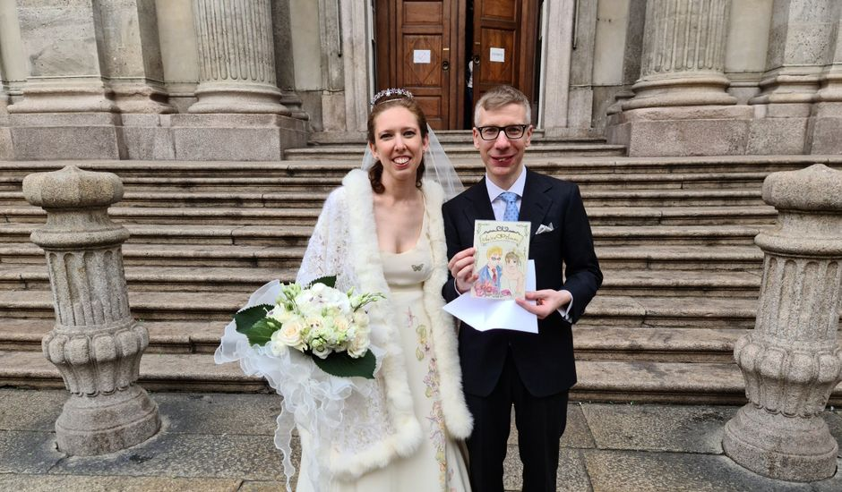 Il matrimonio di Simone e Ambra  a Milano, Milano