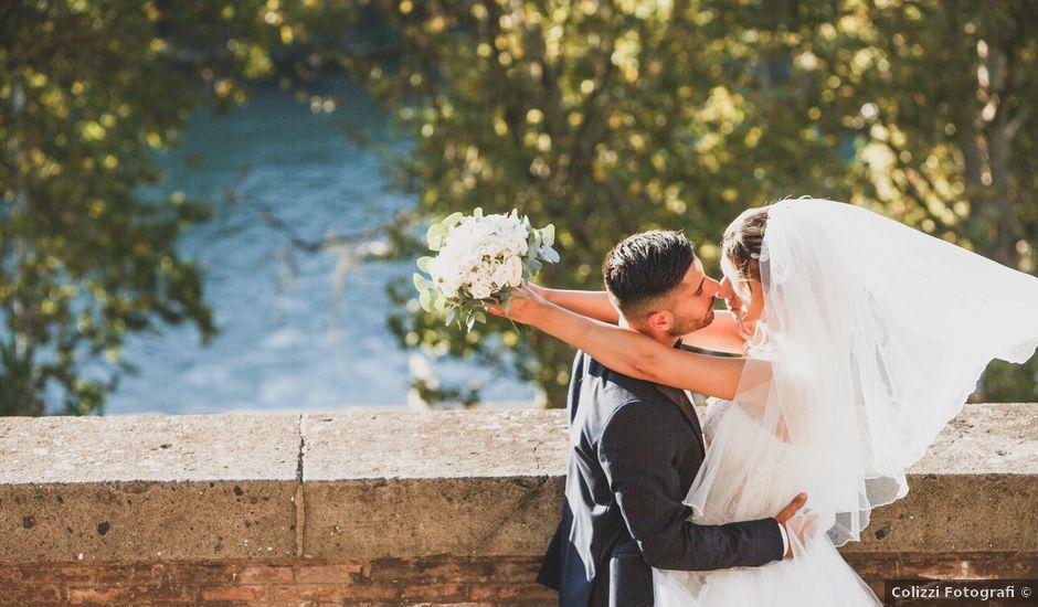 Il matrimonio di Davide e Alessia a Roma, Roma