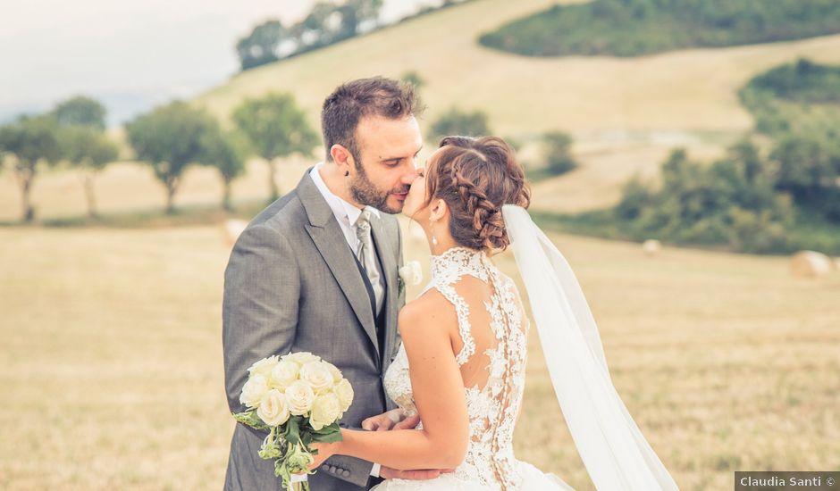 Il matrimonio di Martina e Gabriel a San Severino Marche, Macerata