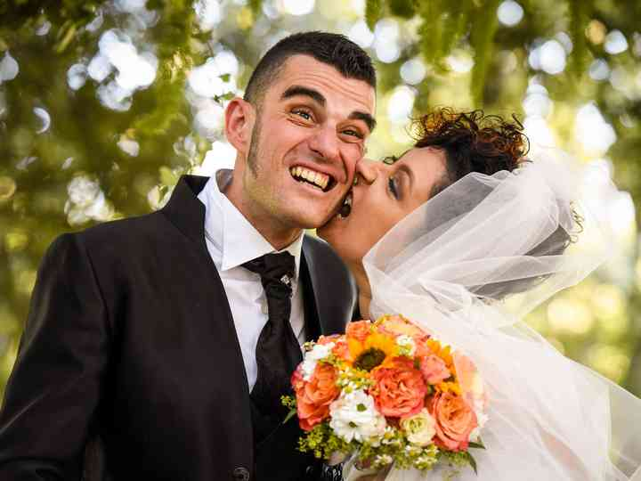 Le nozze di Jessica e Jonathan