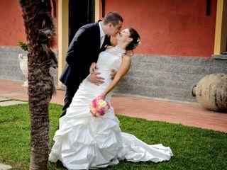 Le nozze di Vanessa e Edoardo