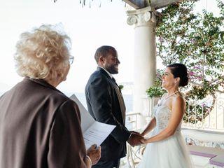 Le nozze di Lia e Chamal