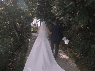 Le nozze di Lucia e Andrea