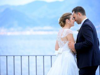 Le nozze di Carmen e Raffaele