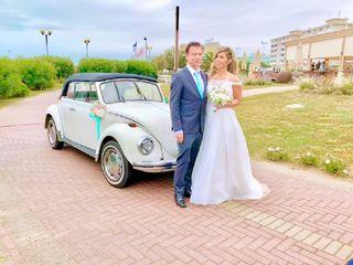 Le nozze di Alessandra  e Anders