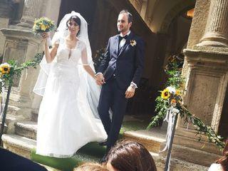 Le nozze di Salvatore e Cristina