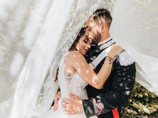 Le nozze di Annamaria e Fabrizio