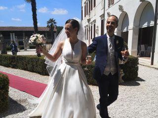 Le nozze di Matteo e Ambra