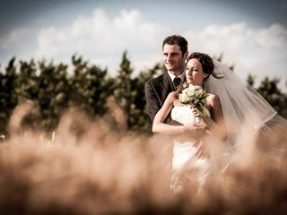 Le nozze di Wendy e Paolo