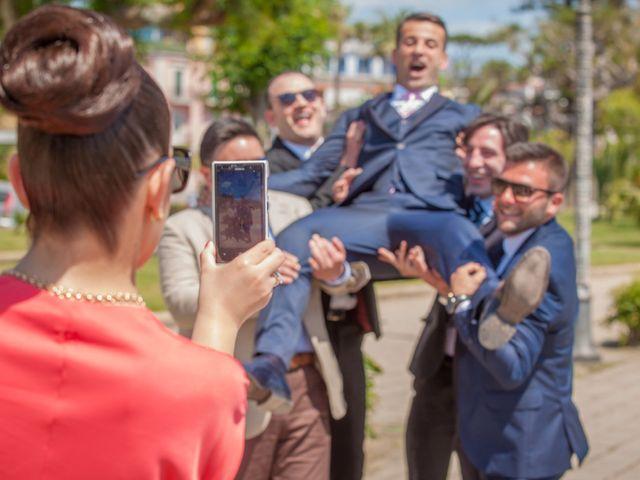 Il matrimonio di Antonio e Ida a Bacoli, Napoli 1