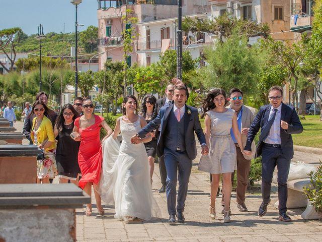 Il matrimonio di Antonio e Ida a Bacoli, Napoli 5