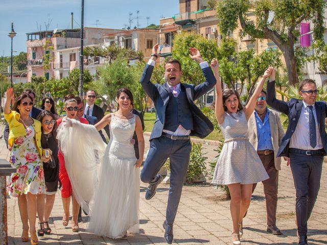 Il matrimonio di Antonio e Ida a Bacoli, Napoli 6