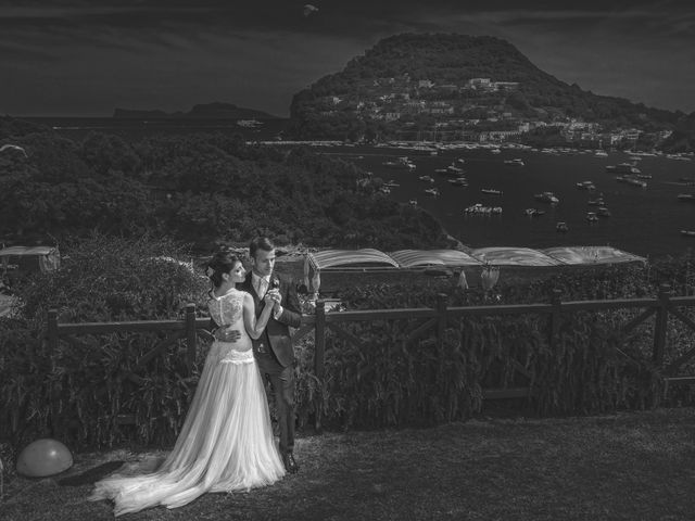 Il matrimonio di Antonio e Ida a Bacoli, Napoli 10