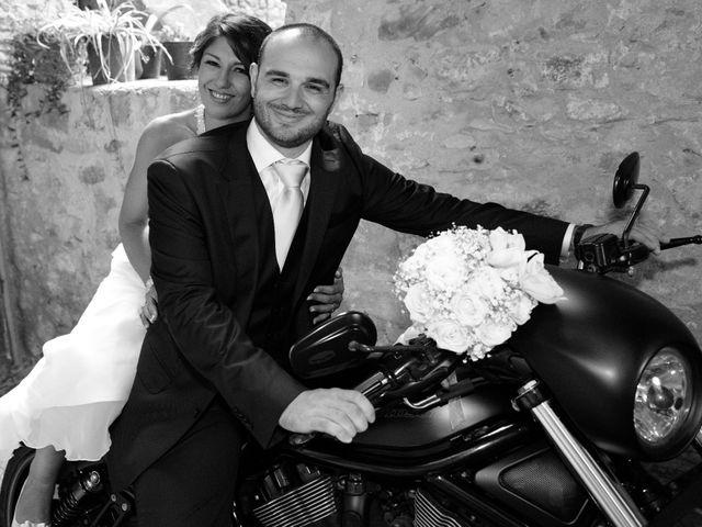 Le nozze di Giorgia e Wilfried