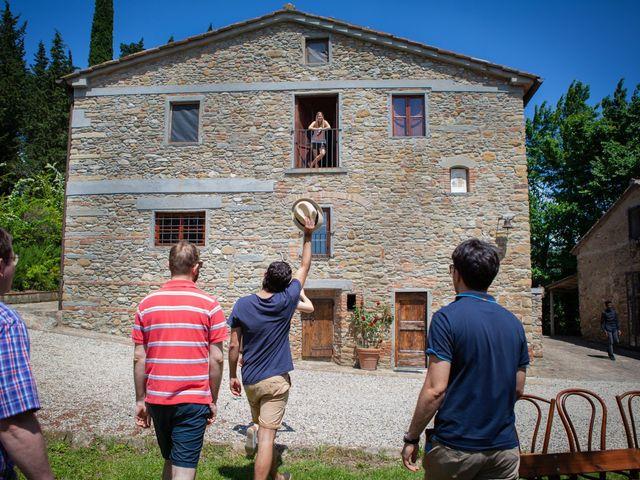 Il matrimonio di Audric e Veronique a Borgo San Lorenzo, Firenze 5