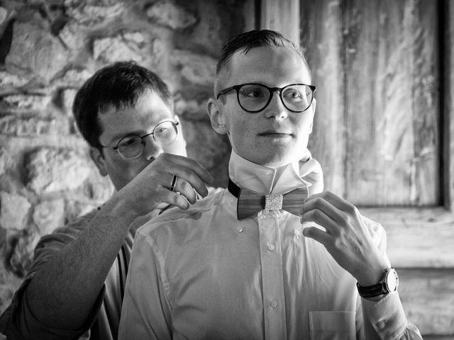 Il matrimonio di Audric e Veronique a Borgo San Lorenzo, Firenze 10