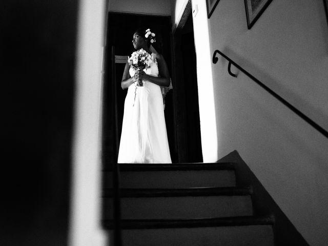 Il matrimonio di Audric e Veronique a Borgo San Lorenzo, Firenze 12