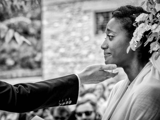 Il matrimonio di Audric e Veronique a Borgo San Lorenzo, Firenze 17