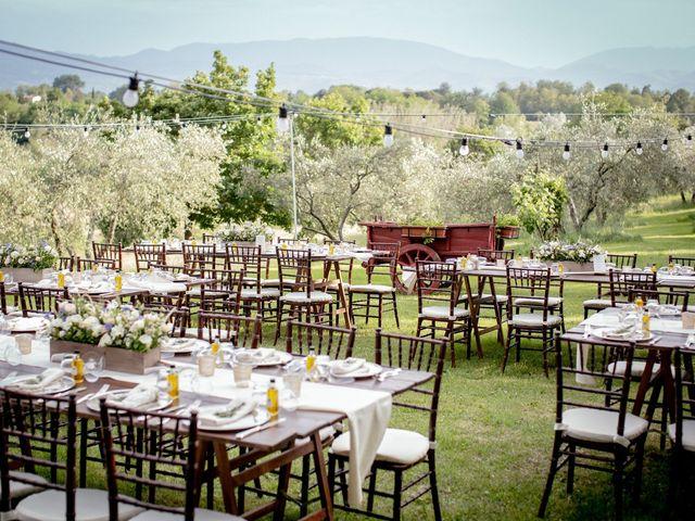 Il matrimonio di Audric e Veronique a Borgo San Lorenzo, Firenze 24