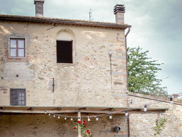 Il matrimonio di Audric e Veronique a Borgo San Lorenzo, Firenze 26