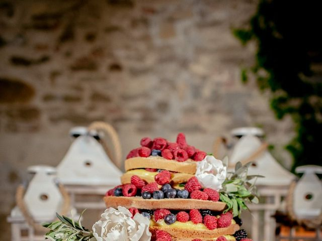 Il matrimonio di Audric e Veronique a Borgo San Lorenzo, Firenze 28