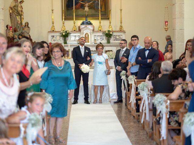 Il matrimonio di Emanuele e Stefania a Modica, Ragusa 19