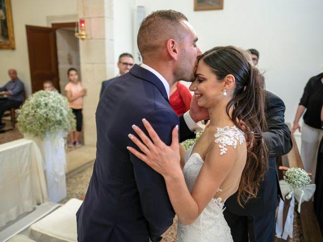 Il matrimonio di Emanuele e Stefania a Modica, Ragusa 20