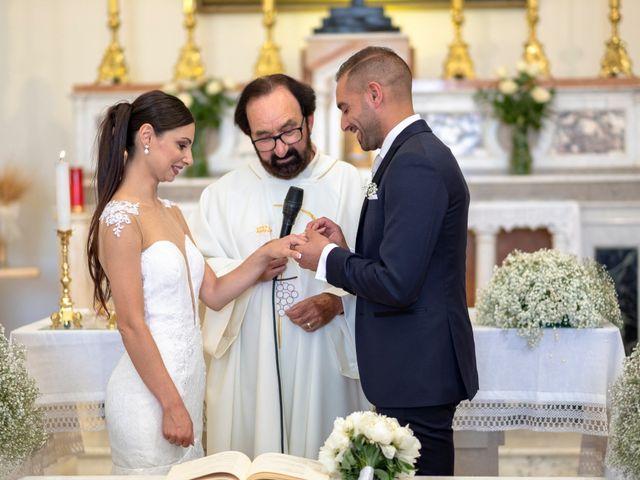 Il matrimonio di Emanuele e Stefania a Modica, Ragusa 22